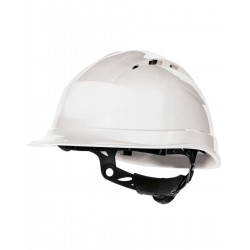 Photo of a Delta Plus Quartz Rotor® Safety Helmet