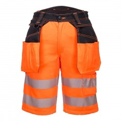 Photo of a Portwest PW3 Hi-Vis Holster Shorts