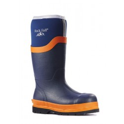 Image of Rock Fall Silt S5 Safety Wellington Boot