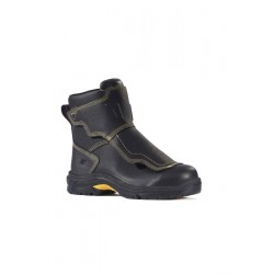 Image of Rock Fall Helios Flame Retardant Foundry Welders Safety Boots