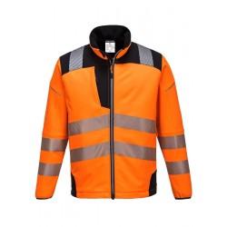 Photo of a Portwest PW3 Hi-Vis Softshell Jacket