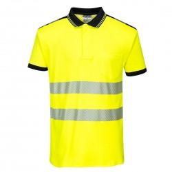 Photo of a Portwest PW3 Hi-Vis Polo Shirt S/S