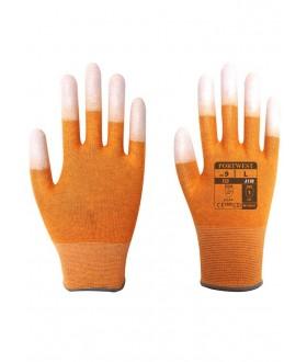 Portwest Antistatic PU Fingertip Glove