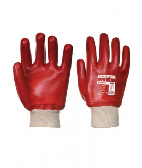 Portwest PVC Knitwrist Glove