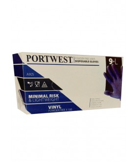 Portwest Powder Free Vinyl Disposable