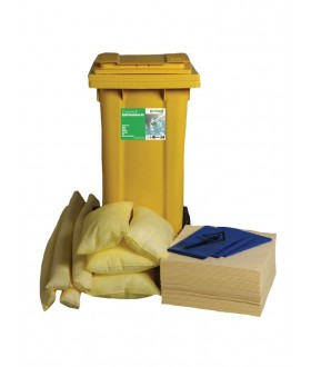 Ecospill 120L Chemical Spill Response Kit