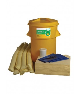 Ecospill 90L Chemical Spill Response Kit
