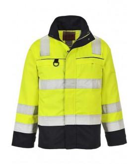 Portwest Bizflame Hi-Vis Multi-Norm Jacket
