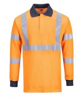Flame Resistant RIS Polo Shirt