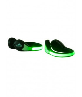 Portwest Reflective Illuminated LED Shoe Clip (Pair of)