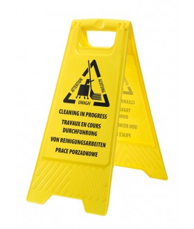 Portwest Euro Cleaning In Progress Sign
