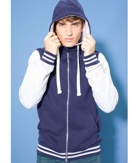 Just Hoods By AWDis Urban Varsity Zoodie