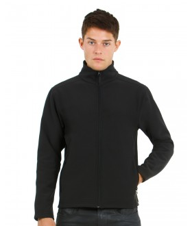 B&C Men's High Performance Softshell