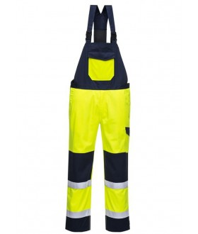 Portwest MODAFLAME™ Hi Vis Bib and Brace