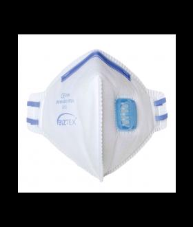 Portwest FFP2 Valved Fold Flat Respirator (20 Per Box)