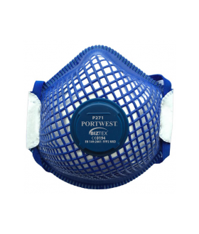 Portwest ERGONET FFP2 Valved Dolomite Respirator