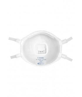 Portwest FFP3 Valved Dust Mist Fume Respirator (10 Per Box)