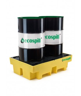 Ecospill PE 2 Drum Spill Pallet