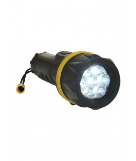 Portwest LED Rubber Torch
