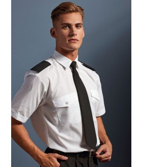 Premier Pilot Short Sleeve Shirt