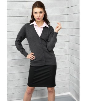 Premier Ladies Cotton Acrylic Cardigan