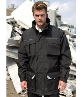 Result Work-Guard Sabre Long Coat