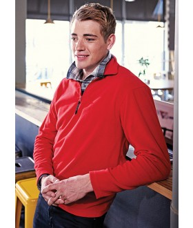 Regatta Professional Micro Zip Neck Fleece