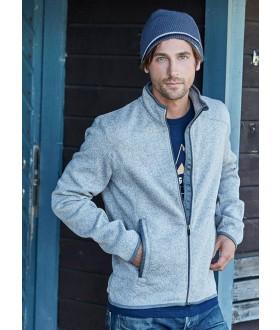 Tee Jays Mens Aspen Knitted Fleece