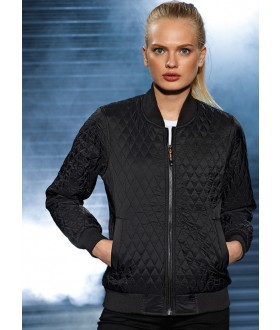 2786 Women's Padded Jacket TS26F (Black)