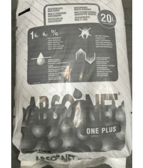 Ecospill Abso'net One Plus 20L x 70 bags per pallet