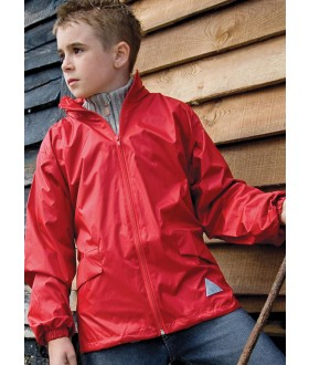 Result Core Kids Windcheater in a Bag