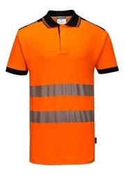 PW3 Polo Shirt Orange