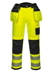 PW3 Hi Vis Trousers Yellow