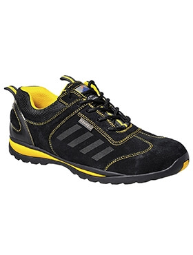 Black & Hi-Vis Safety Trainer