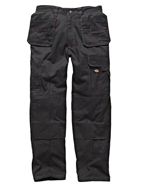 PPE Workwear Trousers in Black
