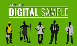 Create a Free Digital Workwear Sample with your Logo