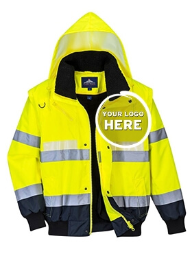 Hi-Visibility Winter Coats