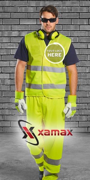 Xamax Hi-Vis Clothing