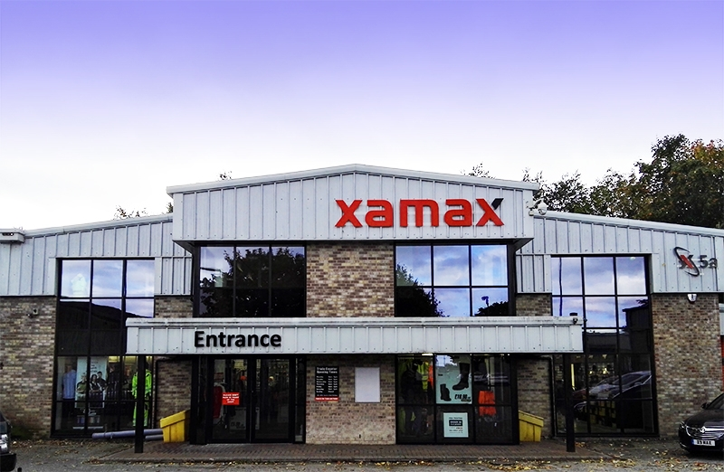 Xamax Workplace Solutions HQ