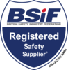 British Safety Industry Federation Registered Supplier