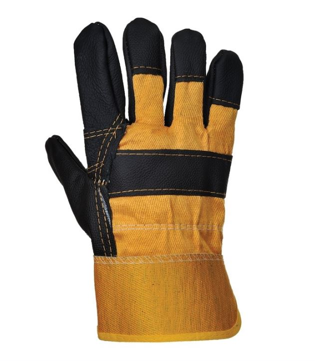 Image of a Furniture Hide Rigger Style Glove