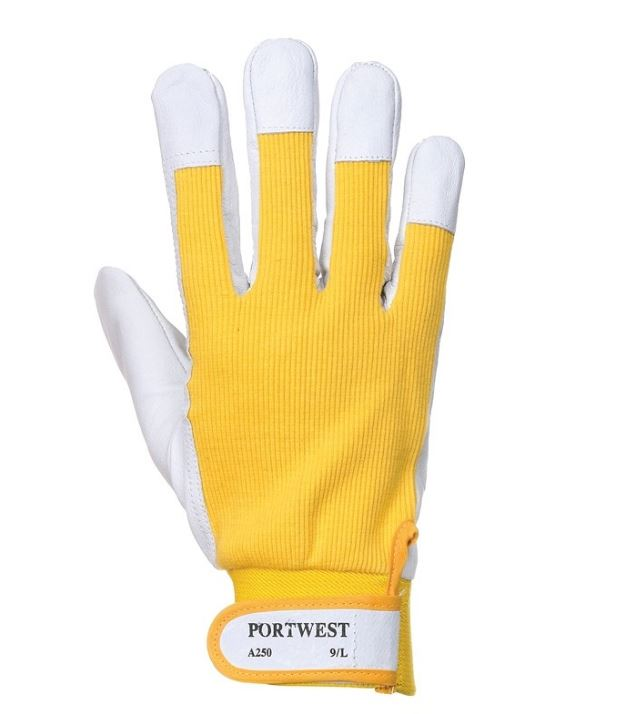 Image of Portwests Tergsus premium rigger gloves