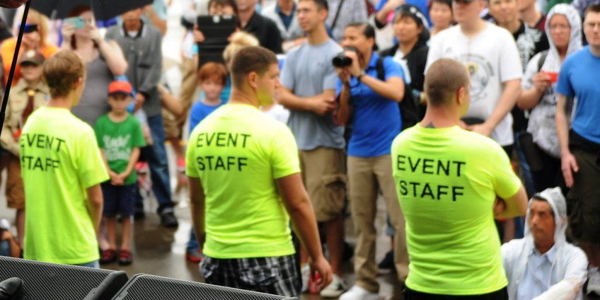 Workwear Items Your Event Staff Need