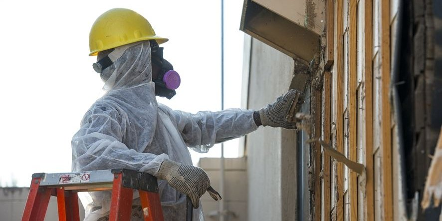 When was Asbestos Banned in the UK?
