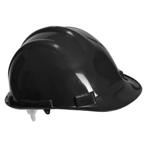 Black Hard Hat