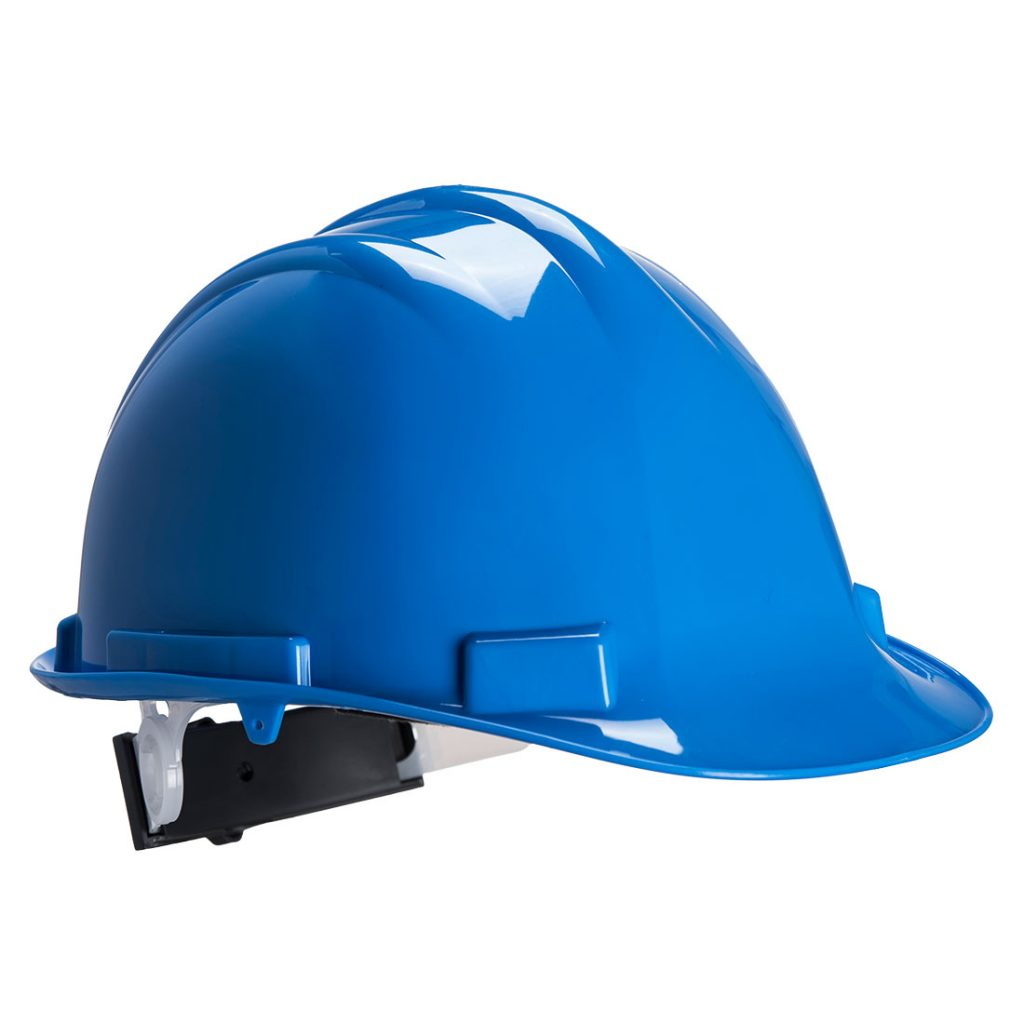 Blue Hard Hat