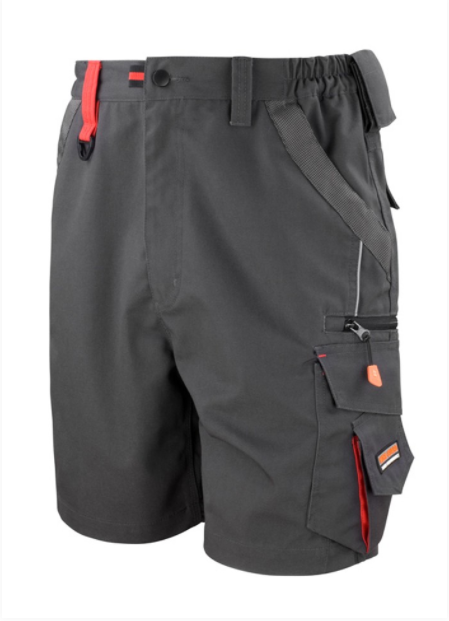 Image shows Result Work-Guard Technical Shorts