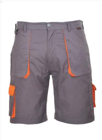 Image shows Portwest Texo Contrast Shorts