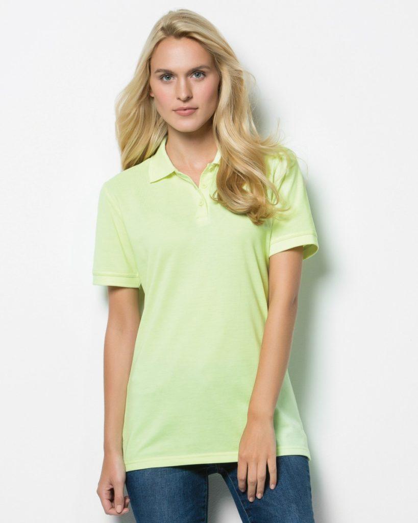 Image shows Kustom Kit Ladies' Klassic Superwash® Polo