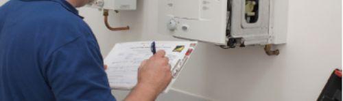 Image shows machine safety checks